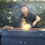 Hub heston grilling steak