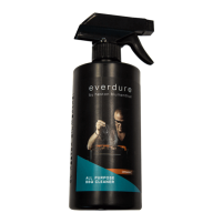Organic all purpose spray bbq cleaner front on